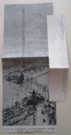 """BELGIQUE Ruiselede -  Antenne TSF Brisée Par Un Avion """"Crash Malle Aérienne Cologne Londres"""" - Coupure De Presse De 1934 - Appareils"""