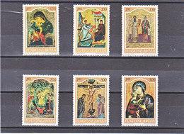 YOUGOSLAVIE 1968 PEINTURES Yvert  1171-1176 NEUF** MNH - 1945-1992 République Fédérative Populaire De Yougoslavie