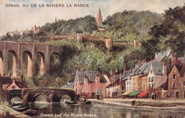 22, Dinan, Vue De La Rivière La Rance 'Oilette' - Dinan