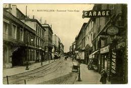 MONTPELLIER Rue Montpellier France - Montpellier