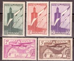 Maroc  1939  - Airmail  PA -  Cond. - MNH - - Maroc (1891-1956)