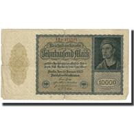 Billet, Allemagne, 10,000 Mark, 1922, 1922-01-19, KM:71, TB - 1918-1933: Weimarer Republik