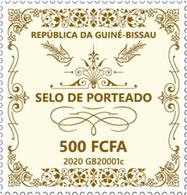 Guinea Bissau.  2020 Selo De Porteado. (0119a)  OFFICIAL ISSUE - Guinée-Bissau