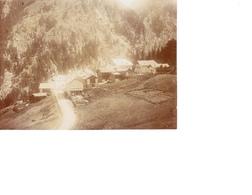 Photo Originale: Bérisal 1904 .. Pacozzi (Route Du Simplon, Municipal. Ried-Brig) - Places