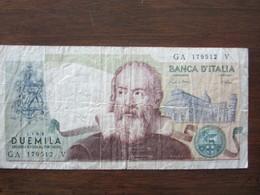2000 LIRES - 2000 Lire