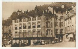88 - Plombières-les-Bains - Hôtel De La Tête D'Or  -  Place De L'Eglise - Plombieres Les Bains