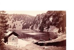 Photo Originale: Lac Des Chavonnes - Lieux
