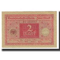 Billet, Allemagne, 2 Mark, 1920, 1920-03-01, KM:59, NEUF - [ 3] 1918-1933 : República De Weimar
