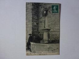 CPA, EGRISELLES-LE-BOCAGE, MONUMENT ELEVE A LA MEMOIRE DES SOLDATS MORTS EN 1870,  VOIR SCAN - Egriselles Le Bocage