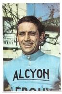 "François Mahe Photo Miroir-Sprint "" Alcyon "" - Cyclisme"