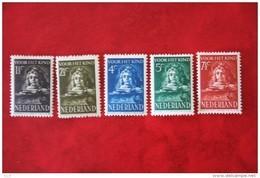 Kinderzegels Child Welfare Kinder Enfant NVPH 397-401 (Mi 397-401) 1941 POSTFRIS / MNH / ** NEDERLAND / NIEDERLANDE - 1891-1948 (Wilhelmine)