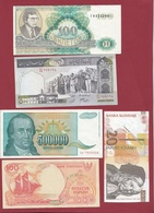 Pays Du Monde 10 Billets ---UNC---lot N °6 - Münzen & Banknoten
