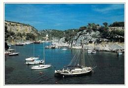 13 - Cassis - Entrée De La Calanque De Port Miou - Cassis