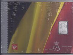Belgie - Belgique 3418 IN PRESENTATIEMAP + Blok BL118  - Zilveren Zegel - AAN UITGIFTEPRIJS - Ungebraucht