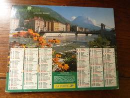 Almanach Du Facteur. - 2006 - Château De Gisors (27) - Grenoble (38) - Calendriers