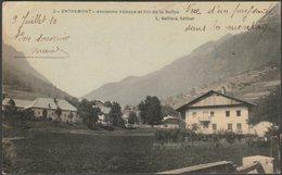 Ancienne Abbaye Et Col De La Buffaz, Entremont, 1910 - Gaillard Toilée CPA - France