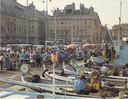 13 - Marseille - Le Vieux Port, Le Marché Aux Poissons - Alter Hafen (Vieux Port), Saint-Victor, Le Panier