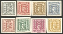 154 Austria 1919 Mercury Mercure Newspaper Journaux MNH/MH **/* Neuf SC/CH (AUT-504) - Journaux