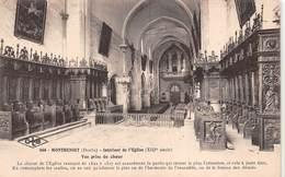 25 - Montbenoit - Intérieur De L'Eglise - Sonstige Gemeinden