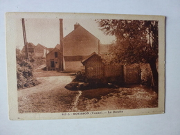 CPA, ROUSSON, LE MOULIN, VOIR SCAN - France