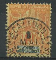 Nouvelle Caledonie (1892) N 50 (o) - Nouvelle-Calédonie