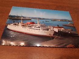 "Postcard - Ship ""Stena Nordica""      (V 34501) - Sailing Vessels"