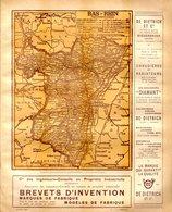ANNUAIRE - 67 - Département Bas Rhin - Année 1935 - édition Didot-Bottin - 107 Pages - Telefoonboeken