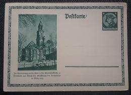 DR 1933, Postkarte P248 Ungebraucht - Ganzsachen
