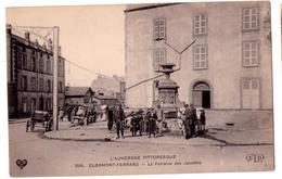 6978 - Clermont-Ferrand ( 63 ) - La Fontaine Des Jacobins - E.L.D. N°3146 - - Clermont Ferrand