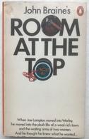 (105) Room At The Top - John Braine - 235p.- 1959 - Penguin Books - Used - Classics