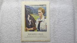 Bild 11 Jugendführerin Volksdeutsche Kameradschaftsopfer D. Deutschen Jugend 11 Feb. 1940 BDM HJ - 1939-45