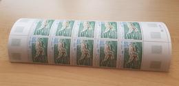 TAAF Yvert 146** Bloc De 10 - Unused Stamps