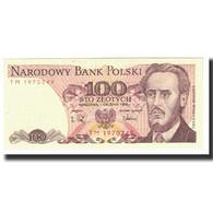 Billet, Pologne, 100 Zlotych, 1988, 1988-12-01, KM:143d, SPL - Pologne