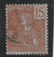 IINDOCHINE 1904-06  N° 29 Oblitéré - Usados