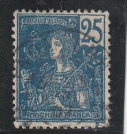 IINDOCHINE 1904-06  N° 31 Oblitéré - Usados