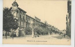 ALLEMAGNE - HALLE (SAALE) - Blumenthalstrasse - Halle (Saale)