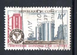 1969 - YT 239 OBLITERE - Congo - Brazzaville