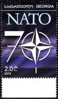 GEORGIA 2020-04 EUROPA: NATO - 70, MNH - NATO