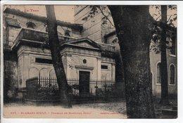 Cpa St  Amans Soult Tombeau Du Marechal  1914 - Autres Communes