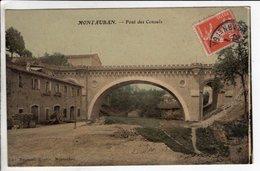 Cpa Montauban Pont Des Consuls - Montauban