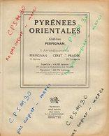 ANNUAIRE - 66 - Département Pyrénées Orientales - Année 1947 - édition Didot-Bottin - 76 Pages (+ Une Page Andorre) - Telephone Directories