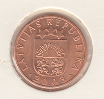 @Y@    Letland  1 Santim    2003   Unc  (4720) - Lettonie