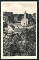 CPA Langensulzbach, L'Église Im Ortsbild - Sin Clasificación