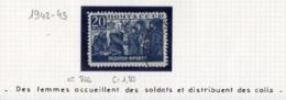 866 Femmes Accueillant Des Soldats - Used Stamps
