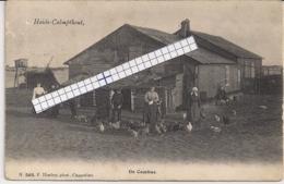 """HEIDE-KALMTHOUT-CAMPTHOUT """"DE CAMBUS""""HOELEN 549 UITGIFTE  22.05.1904 TYPE 3 - Kalmthout"""
