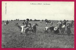 CPA Juilly - La Moisson - Les Glaneurs - Otros Municipios