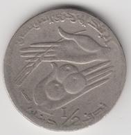 @Y@    Tunesië     1/2  Dinar  1997   (4274) - Tunisie