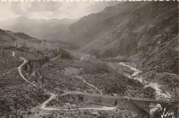 Route Du Col De VIZZAVONA. CPM Dentelée RARE - Autres Communes
