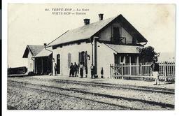 VERTEKOP Station - PELLA - Macédoine - VERTE-KOP La GARE - Macedonia