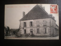 Bellegarde Rue De La Gendarmerie - France